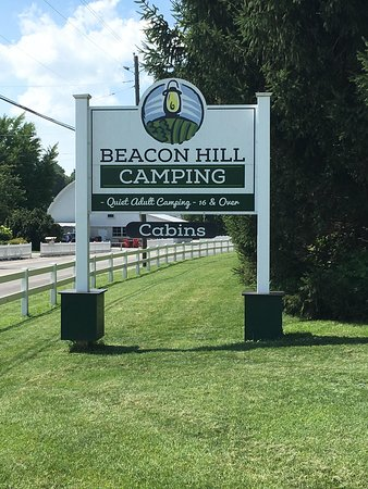 camping for adults in pa