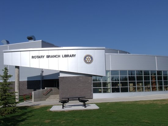 Drayton Valley Libraries: Drayton Valley Rotary Children's Library 780-514-2528