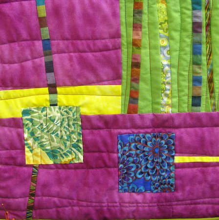 Morph Gallery & Emporium: another quilt - detail