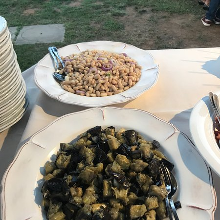 Province of Grosseto, Italy: Cena speciale con concerto anni '50/'60...come sempre tutto squisito! Grazie a Simona e Massimil