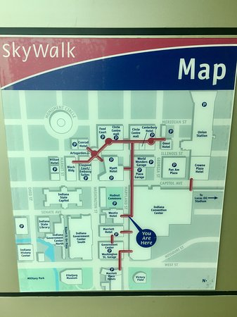 Skywalk map connecting many downtown structures/building ... on greenwood indianapolis map, indianapolis street map, indianapolis township map, mass ave indianapolis map, indianapolis zip code map, central indianapolis map, indianapolis in map, new orleans central business district map, va hospital indianapolis map, north indianapolis map, holiday park indianapolis map, midtown indianapolis map, indianapolis state map, restaurants indianapolis map, white river state park map, ball state university parking map, washington square mall indianapolis map, jw marriott indianapolis map, indianapolis cultural districts map, indiana map,