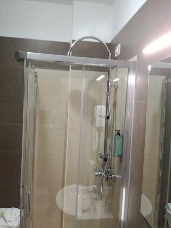grande doccia