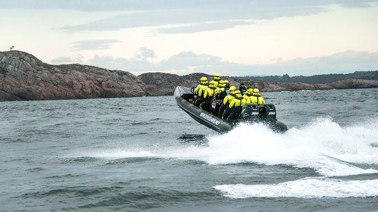 Hordaland, Norwegen: Woho!