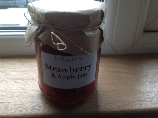 Stoer, UK: So yummy, I had to buy a jar