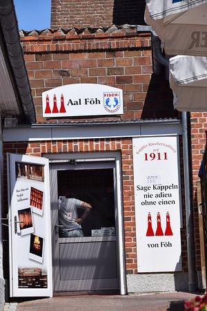 Eingang Aal Föh
