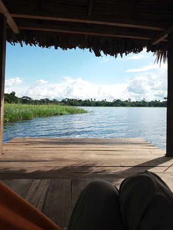 Aquicuana Reserve: Relaxing by the Lake
