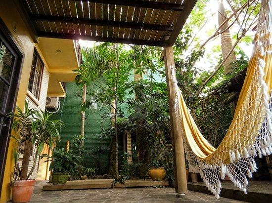 Ibiraquera, SC: rede da suite terreo