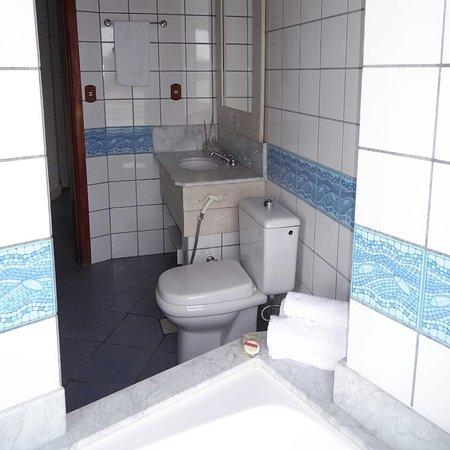 Ibiraquera, SC: Suite 1 - banheira de hidromassagem