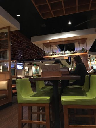 Islands Restaurant: vista geral