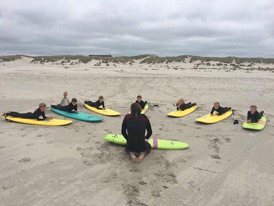 GoSurfing Terschelling