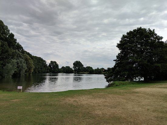 Durham, UK: Ellerton Lake - One of the dive sites