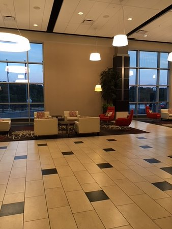 Lawrenceburg, IN: Main Lobby