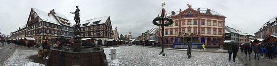 Gengenbach Town Hall: Panorama
