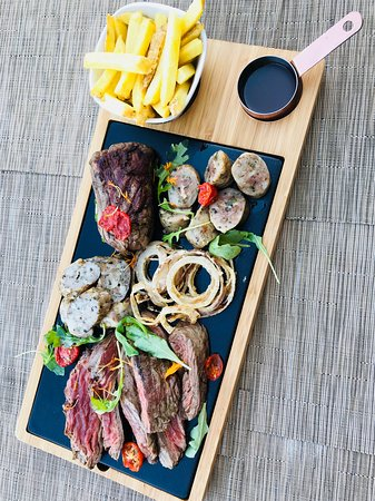 Root 81: Platter to share meat / special of the day