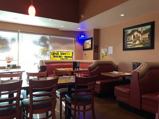 Review Of Azteca Mexican Restaurant Lancaster Ca