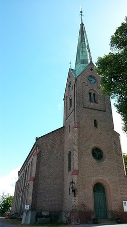 Drammen, Norway: Tangen Church