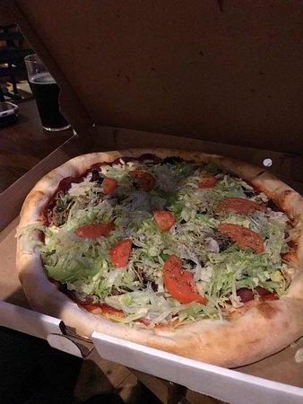 Monsieur Pizza