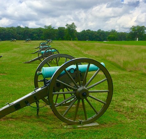 ‪Manassas National Battlefield Park‬