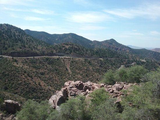 Springerville, Arizona: Scenic view point