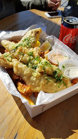 Oz Foods : Fish and chips