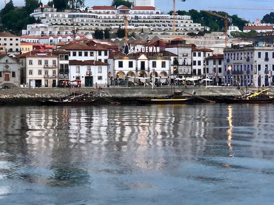 Pestana Vintage Porto: View from the hotel.