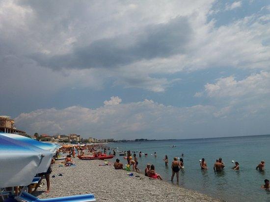 Catanzaro Lido, Italie : Lido delle Sirene