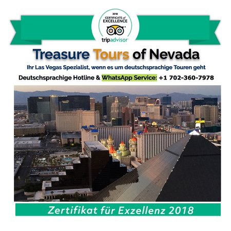 Treasure Tours of Nevada (Las Vegas) - 2018 All You Need to Know ...