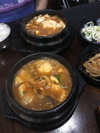 Tofully: Tofu Soup