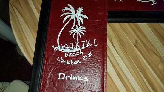 Waikiki Beach Cocktail Bar