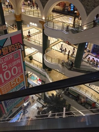 Top Floors Picture Of Dream Cloud Nine Shopping Mall