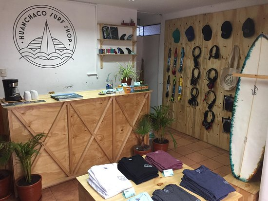 Huanchaco Surf Shop