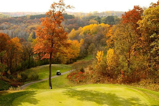 Somerset, WI: Signature Hole on 7