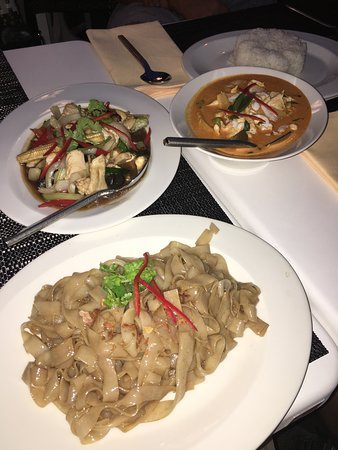 Thalwil, Swiss: Thai dishes
