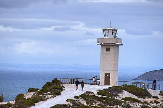 Minlaton, Australia: Cape Spencer lighthouse, Innes National Park