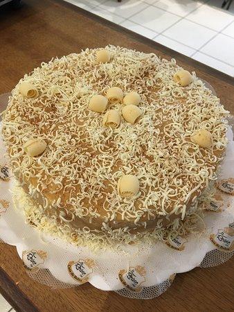 Cruzeiro, SP: bolo de churros