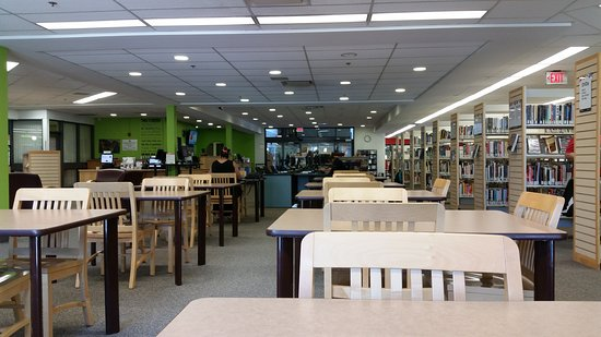 Mississauga Valley Library