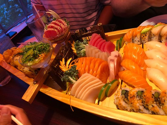 photo0.jpg - Picture of Maki Sushi Thai, Key Largo - TripAdvisor
