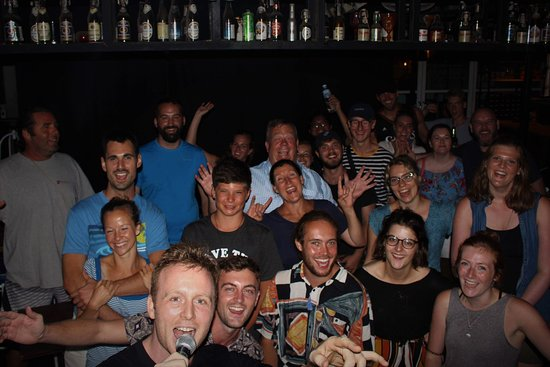 The Comedy House Bangkok: Crowd Selfie after the show! These amazing people rock :)