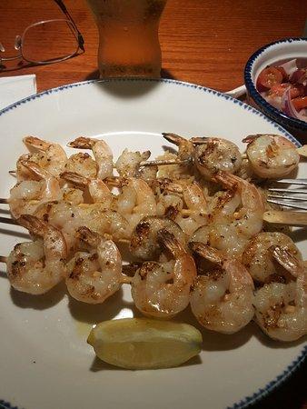 Union, NJ: Endless shrimps special!