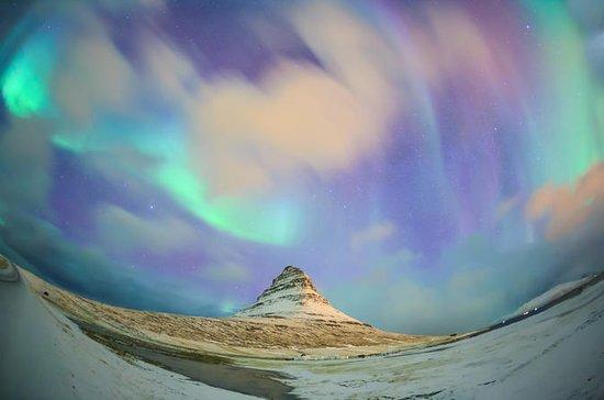 2日間のSnæfellsnesツアー|溶岩洞窟、滝、シール、温泉