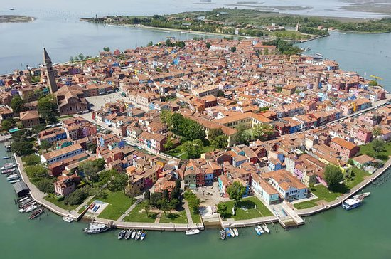 Murano, Burano en Torcello Islands ...