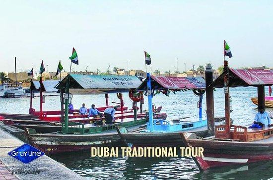Dubai Tour della città tradizionale