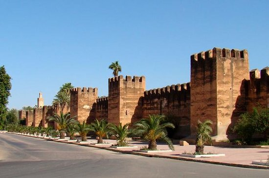 Du port d'Agadir: Taroudant et...
