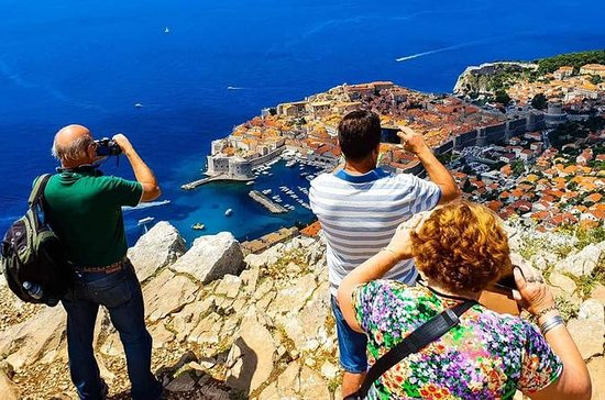 Panorama de Dubrovnik