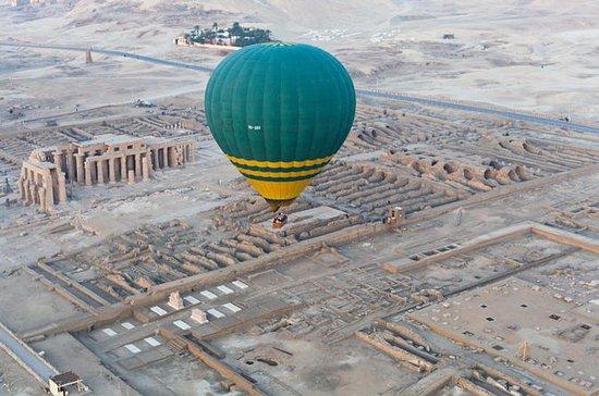 Heißluftballonfahrt in Luxor