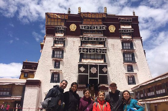4 días Lhasa Flexible Tour