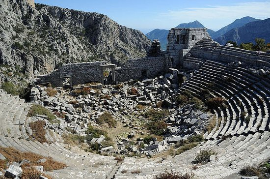 TERMESSOS daily tour by U Can Travel...
