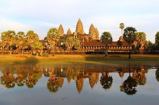 Tour privado: Angkor Wat e pôr do sol...