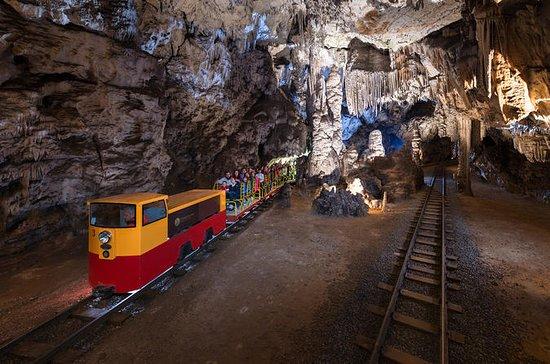 KoperのPostojna洞窟とPredjama城への小グループツアー