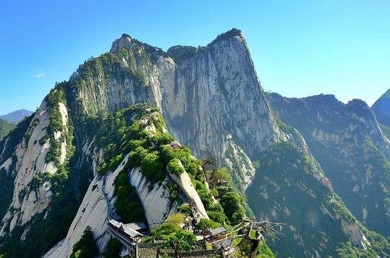 1 Day Xi'an Huashan Mountain Adventure